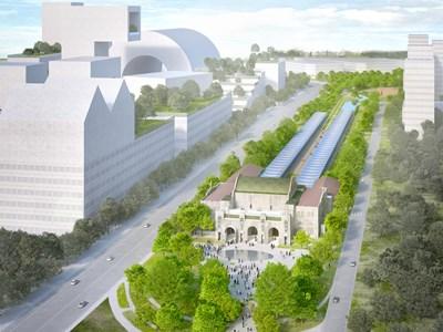 Green Rail Corridor