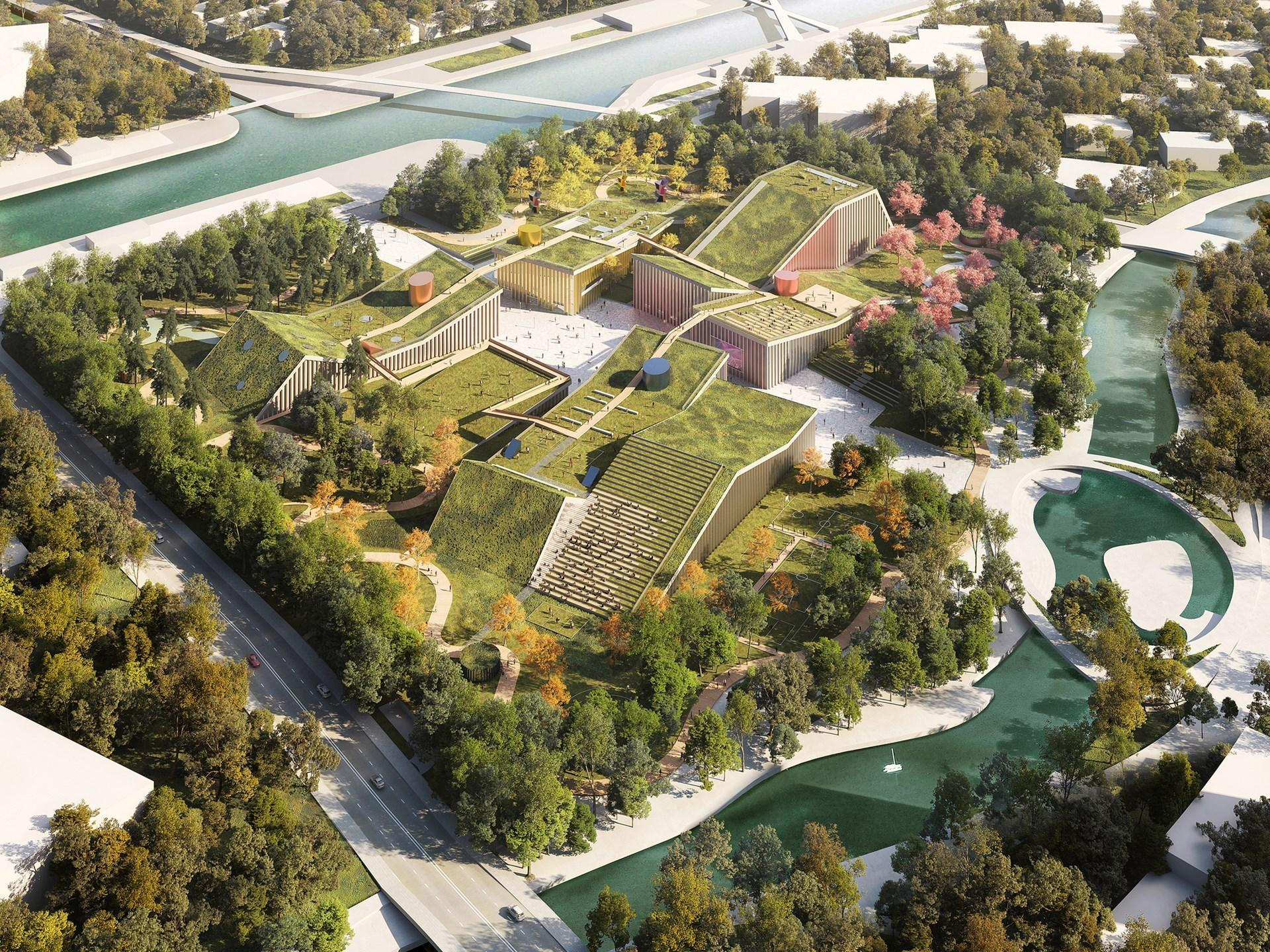 MVRDV - Zhangjiang Future Park