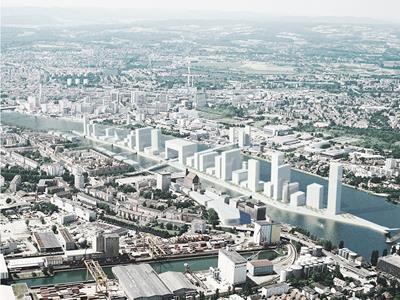 Basel Rheincity