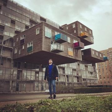 Amsterdam Mvrdv Housing Arquitectura Flyâ