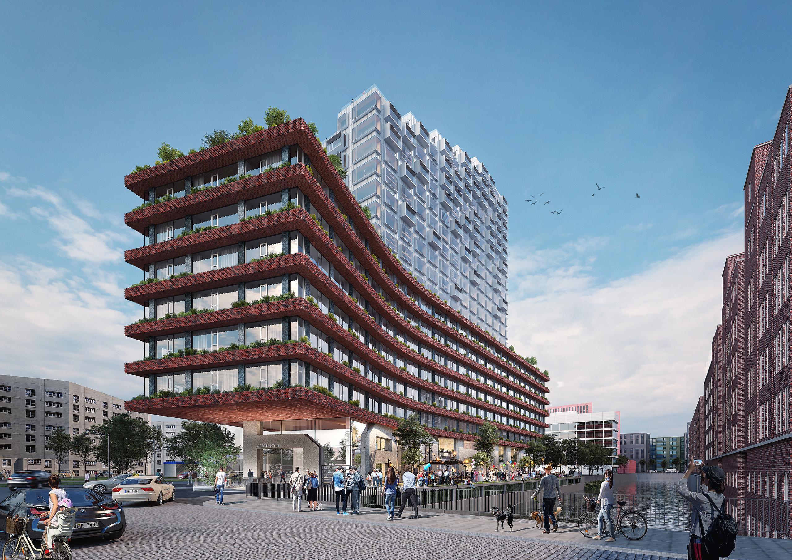 Hybrid House Hamburg