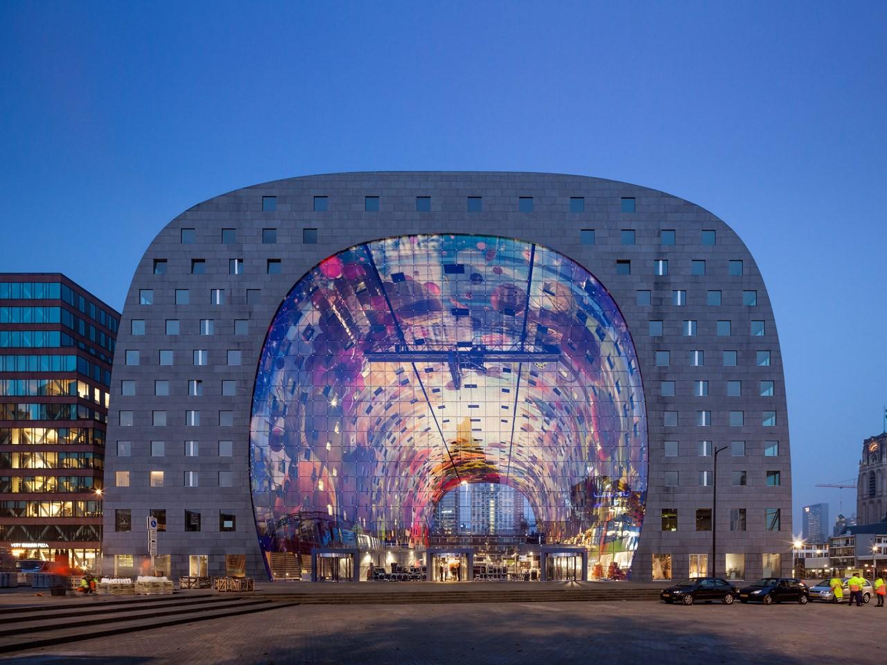 Markthal cosa vedere a Rotterdam posti da visitare