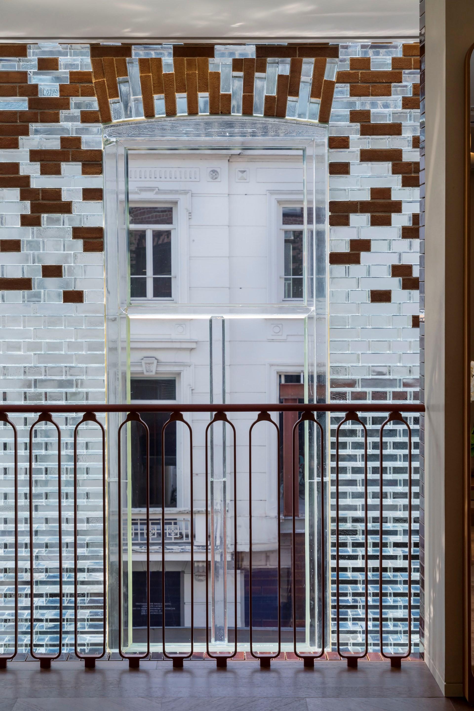 Poesia Brique De Verre mvrdv - crystal houses