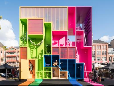 Dutch Design Week: The Future City is Wonderful