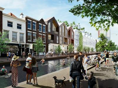 The Hague Canals