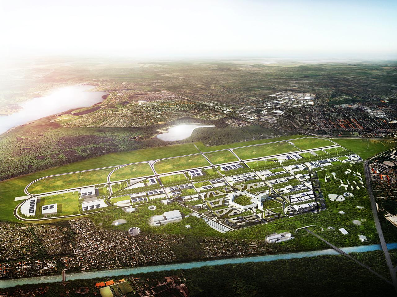 Tegel Fields